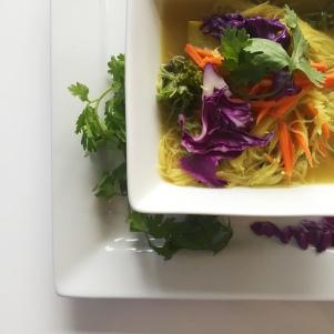 One Pot Noodle Soup