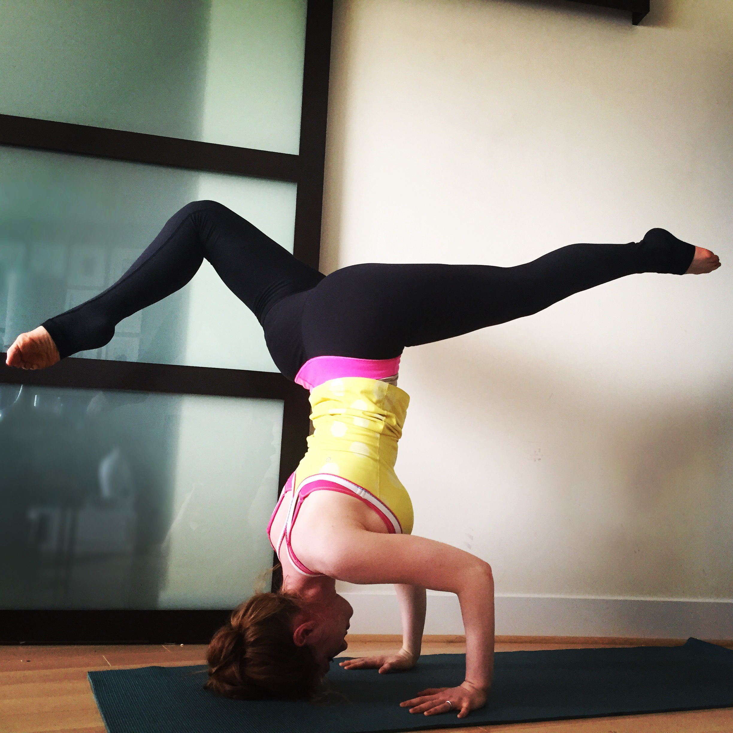 Give Me All the Upside Downs Inversions   Naturally Fit Living