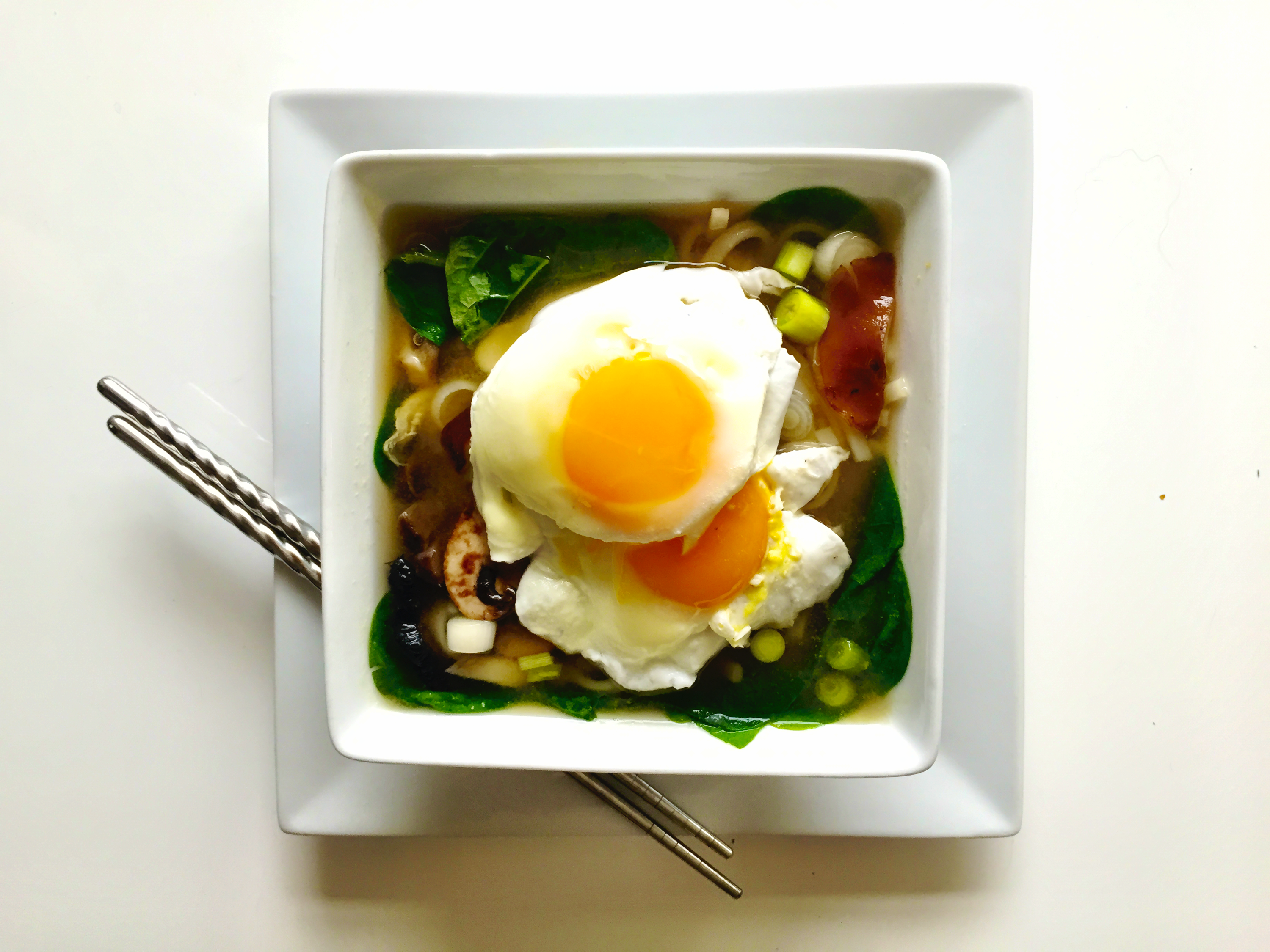 10 Minute Miso Noodle Soup | Naturally Fit Living