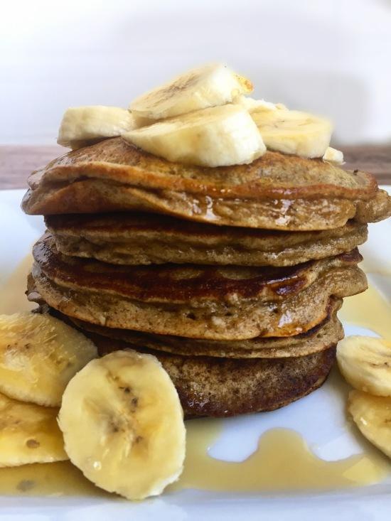 Paleo Banana Pancakes
